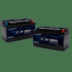 Supervolt 200Ah LiFePO4 Lithium Batterie für Wohnmobil und Kastenwagen